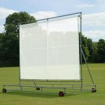 Retrax Roller Sight Screen