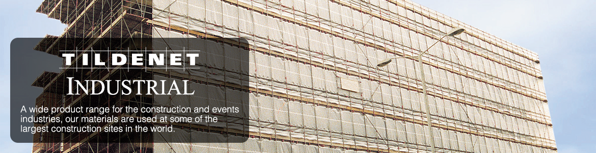 Industrial Netting and Scaffolding from Tildenet