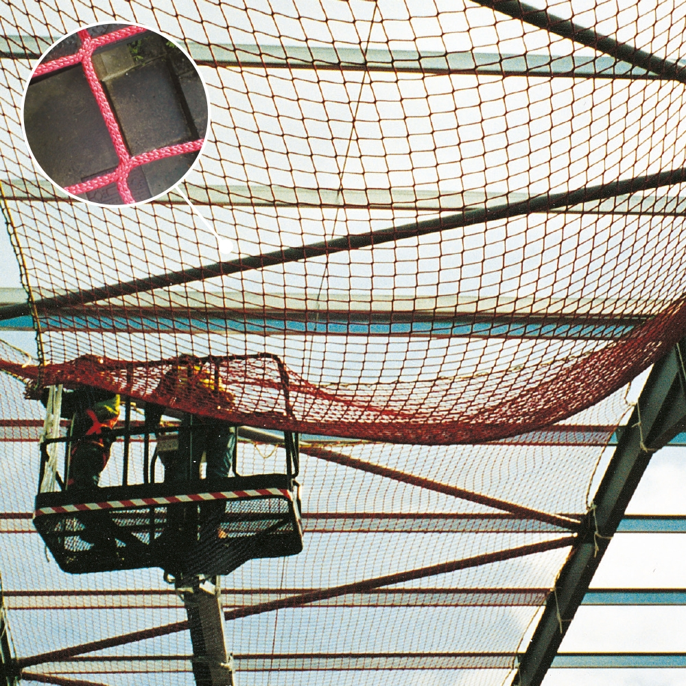 Personnel Man Safety Netting