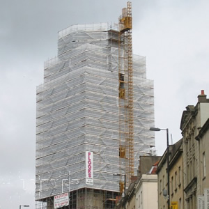 Scaffold Protection