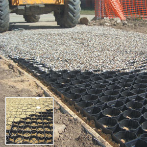Ground Covers and Protection