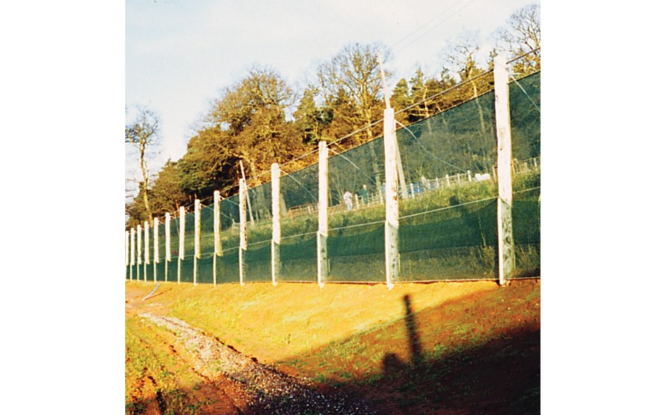Extruded Windbreaks - Heavy Duty from Tildenet