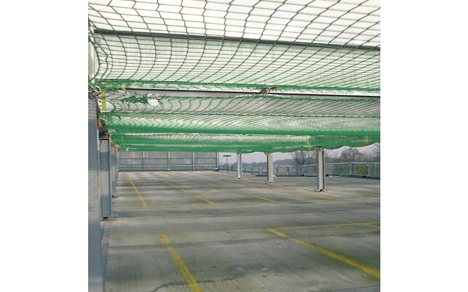 Personnel Man Safety Netting from Tildenet