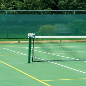 Tennis Court Surround Screen from Tildenet