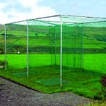 Club Net and Frame  - Galvanised