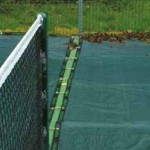 Tennis Court Debris Cover