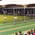 Mobile Cricket Practice Net - Premium