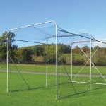 Mobile Cricket Net - Steel XL Dome