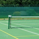 Tennis Court Surround Mesh - Standard Screen